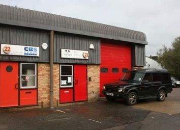 Thumbnail Light industrial to let in 21 Riverside Park Industrial Estate, Farnham
