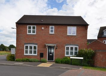 Thumbnail 4 bedroom detached house to rent in Chedworth Close, Off Itter Crescent, Peterborough