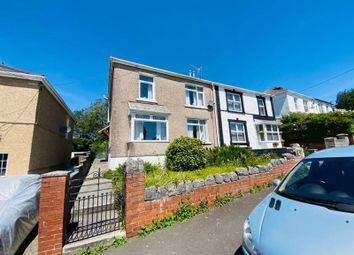 Thumbnail 3 bed semi-detached house for sale in Alexander Road, The Rhyddings, Neath