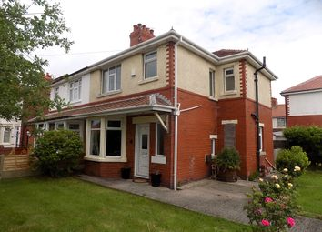 Thumbnail 3 bed semi-detached house for sale in Willoughby Avenue, Thornton-Cleveleys