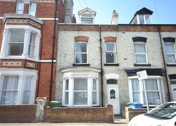 Thumbnail 4 bed terraced house for sale in All Saints Road, Scarborough