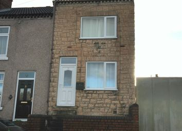 Thumbnail 2 bed end terrace house to rent in Clay Lane, Clay Cross, Chesterfield