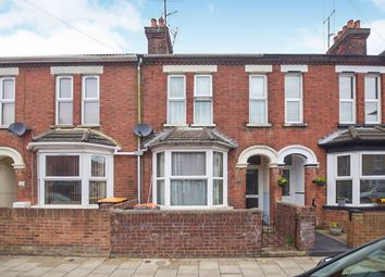 Thumbnail 3 bedroom terraced house for sale in Honey Hill Road, Bedford