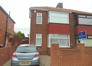 Thumbnail 2 bed semi-detached house for sale in Druridge Drive, Newcastle Upon Tyne