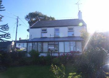 Thumbnail 3 bed detached house for sale in Carmel, Caernarfon, Gwynedd