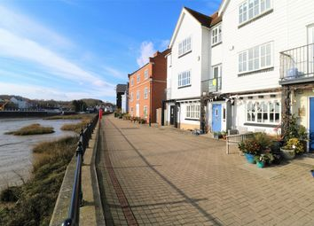 Thumbnail 4 bed town house for sale in West Quay, Wivenhoe, Essex