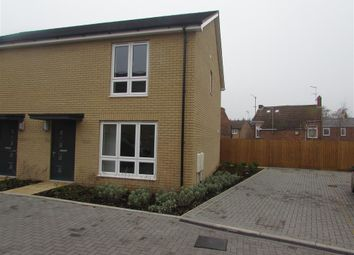 Thumbnail 3 bed semi-detached house to rent in Ogden Gardens, Nene Park, Wisbech