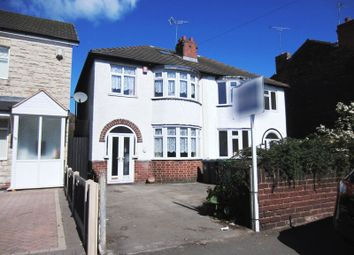 Thumbnail 3 bedroom semi-detached house to rent in Vicarage Road, West Bromwich