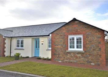 Thumbnail 3 bed semi-detached bungalow for sale in Chapel Meadow, Haye Road, Callington, Cornwall