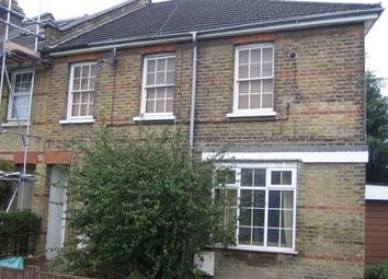 Thumbnail 1 bedroom flat to rent in Chigwell Road, London