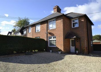 Thumbnail 3 bed semi-detached house for sale in Pollard Cottages, Gore End Road, Ball Hill, Berkshire