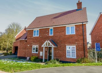 Thumbnail 3 bed detached house to rent in Ashley Street, Sible Hedingham, Halstead