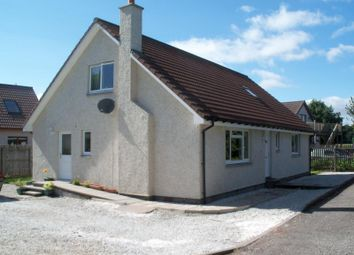 Thumbnail 4 bed detached house for sale in Sunderland Place, Alness, Ross-Shire