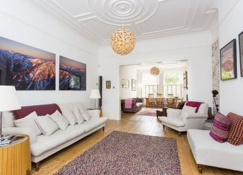 Thumbnail 3 bed flat for sale in Jacksons Lane, London