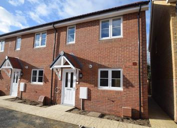 Thumbnail 2 bedroom end terrace house for sale in Mace Road, Mildenhall, Bury St. Edmunds