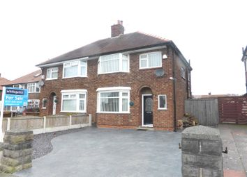 Thumbnail 3 bed semi-detached house for sale in Stanton Road, Bebington