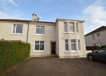 Thumbnail 3 bed flat for sale in Moorhouse Avenue, Knightswood, Glasgow