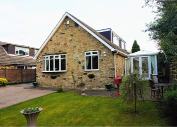 Thumbnail 4 bed detached bungalow for sale in Carlinghow Hill, Upper Batley