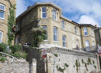Thumbnail 3 bed flat for sale in Madeira Road, Ventnor