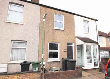 Thumbnail 3 bed terraced house to rent in Bayly Road, Dartford, Kent