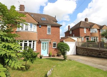 Thumbnail Semi-detached house for sale in Crawshay Drive, Emmer Green, Reading