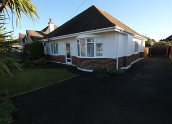 Thumbnail 3 bed detached bungalow for sale in Riversdale Road, Southbourne, Bournemouth