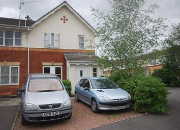 Thumbnail 3 bed terraced house to rent in Manor Park, St. Brides Wentlooge, Newport