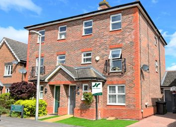 Thumbnail 4 bed semi-detached house for sale in Leonardslee Crescent, Newbury