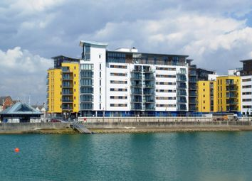 Thumbnail 2 bed flat to rent in Orvis Court, Sovereign Harbour North, Eastbourne