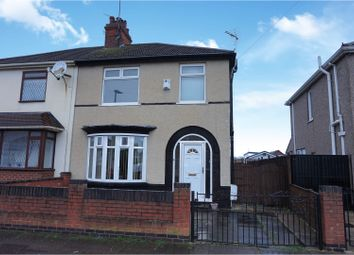 Thumbnail 3 bed semi-detached house for sale in Miller Avenue, Grimsby