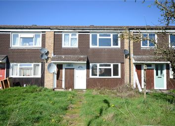 Thumbnail 3 bed terraced house for sale in Stockbridge Drive, Aldershot, Hampshire