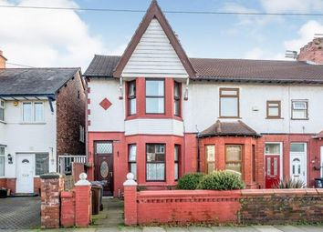 3 bed end terrace house for sale in Alexandra Road, Crosby, Liverpool, Merseyside L23