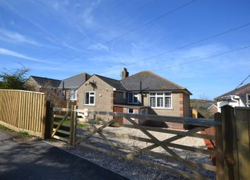 Thumbnail 4 bed detached bungalow for sale in Weyview Crescent, Weymouth
