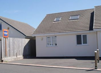 Thumbnail 2 bed bungalow for sale in St Merryn Holiday Park, Padstow, Cornwall