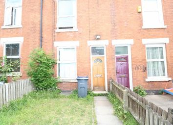 Thumbnail 3 bed terraced house for sale in Belgrave Terrace, Handsworth, West Midlands