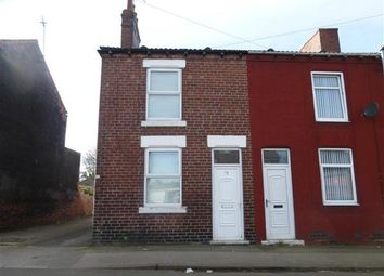 Thumbnail 2 bed end terrace house to rent in Chapel Street, Ryhill, Wakefield