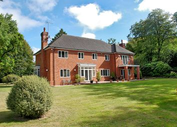 Thumbnail 5 bed detached house for sale in Shappen Hill Lane, Burley, Ringwood
