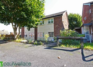 Thumbnail 1 bed flat for sale in Saffron Close, Hoddesdon