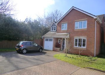 Thumbnail 5 bed detached house for sale in Joshua Close, Coventry