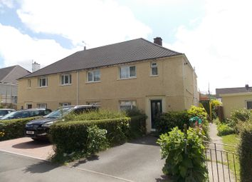 Thumbnail 2 bed flat to rent in Heol Llanbedr, Peterston-Super-Ely, Vale Of Glamorgan.