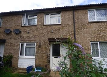 Thumbnail 3 bed terraced house for sale in Greatmeadow, Northampton, Northamptonshire, Northants