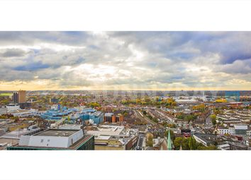 Thumbnail 2 bed flat to rent in Safron Tower, Croydon