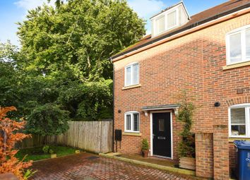 Thumbnail 3 bed end terrace house to rent in Hillsale Piece, East Oxford