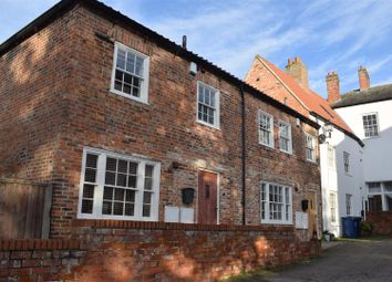 Thumbnail 2 bed terraced house for sale in Coach House Court, Caistor, Market Rasen