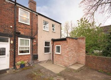 Thumbnail 2 bed end terrace house for sale in Bruce Road, Sheffield, South Yorkshire