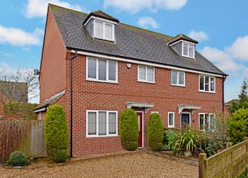 Thumbnail 3 bed semi-detached house for sale in Benham Hill, Thatcham