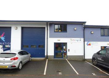 Thumbnail Light industrial to let in Beech Road Business Park, Unit 2, Cadleigh, Ivybridge