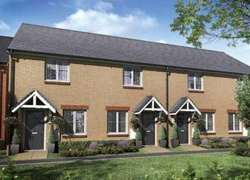 Thumbnail 2 bed terraced house for sale in Rockingham Gate, Priors Hall Park, Weldon, Corby