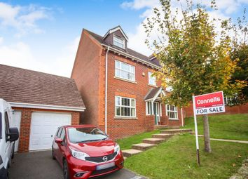 Thumbnail 5 bed town house for sale in House Meadow, Singleton, Ashford