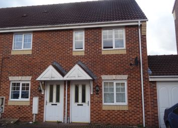 Thumbnail 2 bed flat to rent in Cairngorm Drive Berry Hill, Nottingham
